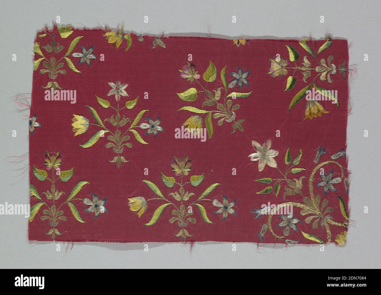 Stem Stitch Embroidery High Resolution Stock Photography And Images Alamy
