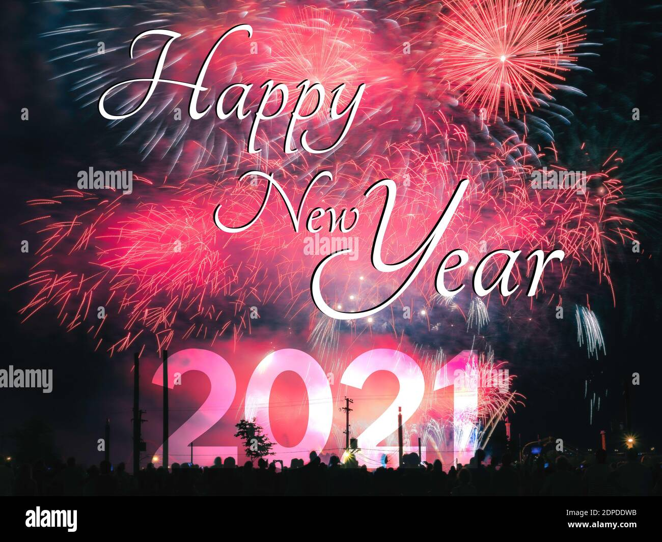 Happy New Year 2021 High Resolution Stock Photography And Images Alamy