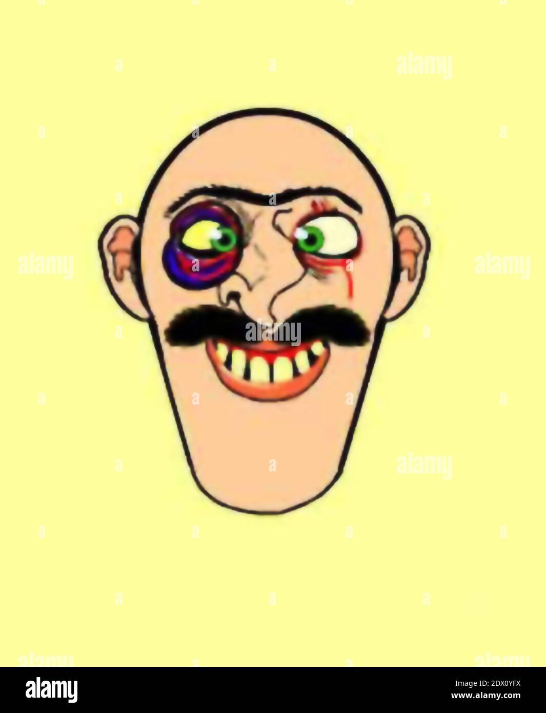 Bruised Eye Vector Images (79) - VectorStock
