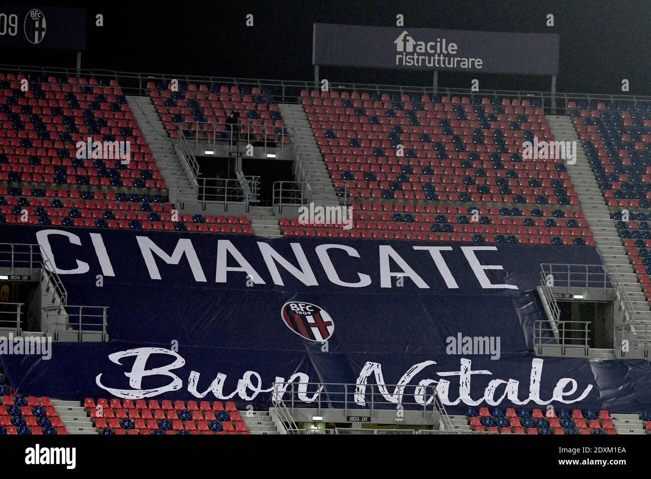 Buon Natale Ultras.Supporters Bologna High Resolution Stock Photography And Images Alamy