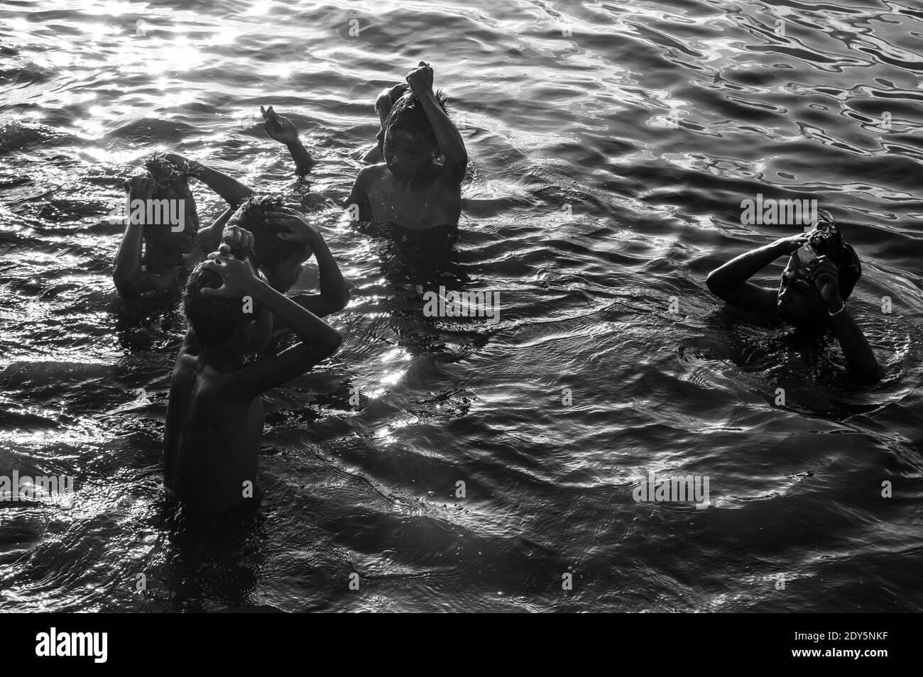Skinny dipping ymca Natatorium: 1938