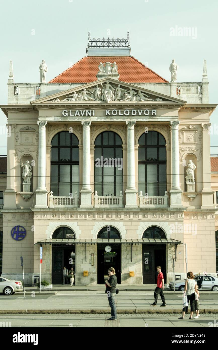 Kolodvor High Resolution Stock Photography And Images Alamy