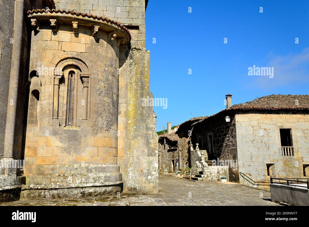 Church Of Santa Marina High Resolution Stock Photography And Images Alamy