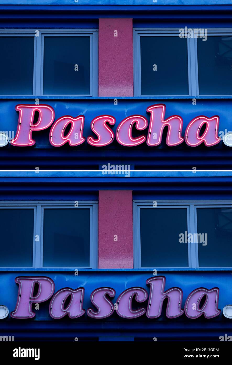 Pascha Cologne France