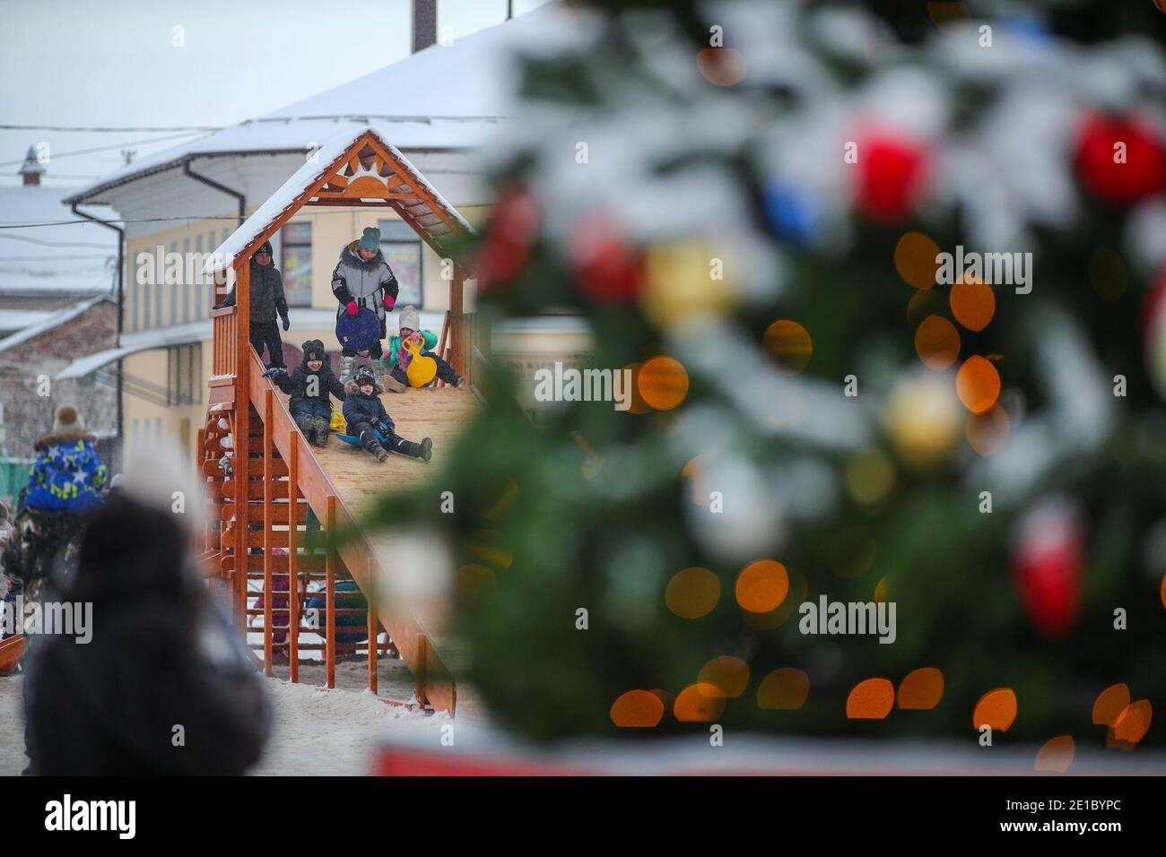 Russian Christmas Calendar 2021 Page 9 Christmas Eve Calendar High Resolution Stock Photography And Images Alamy