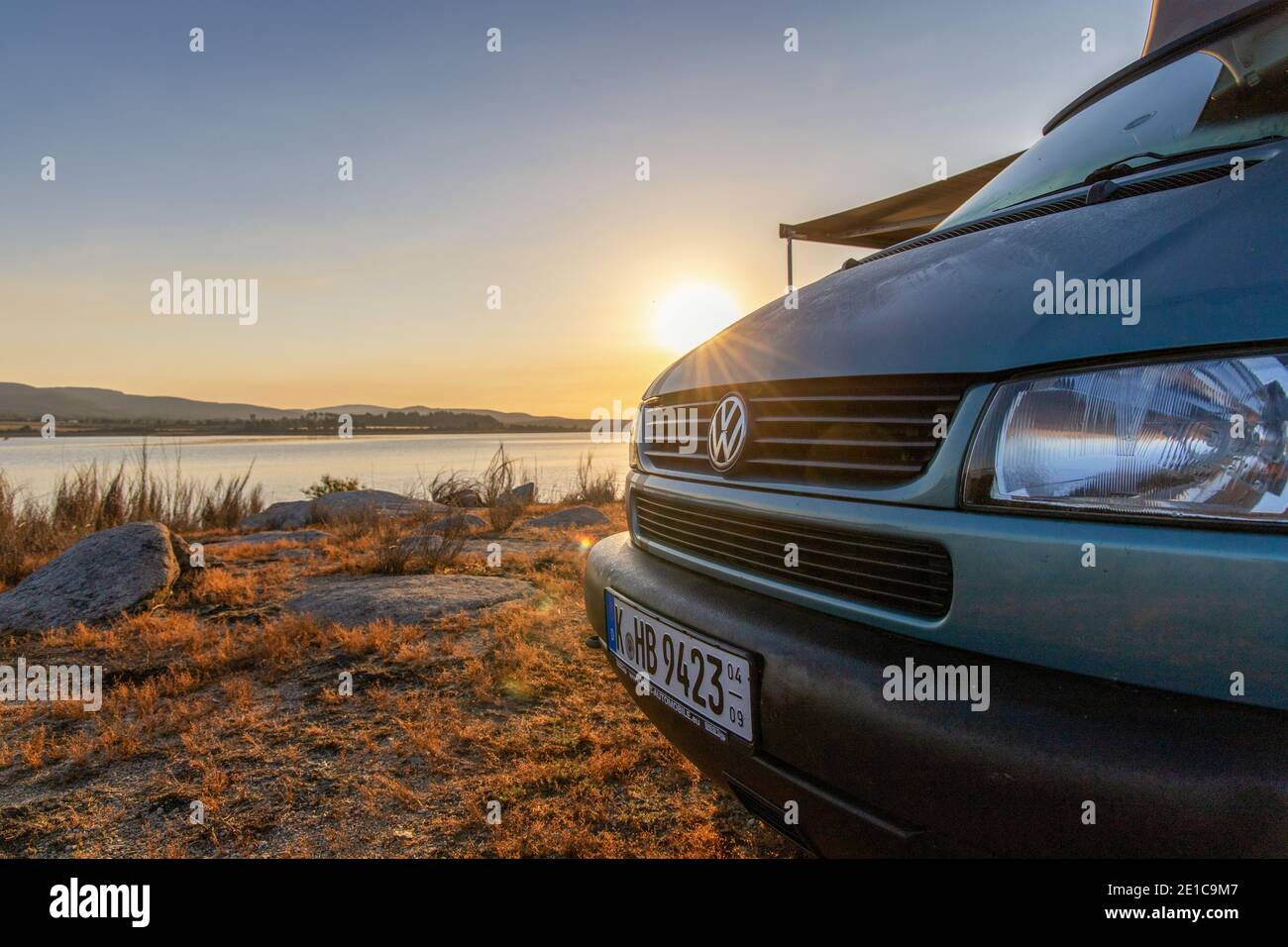 Vw T4 High Resolution Stock Photography And Images Alamy