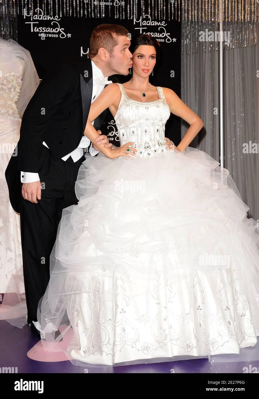 Kim Kardashian And Kris Humphries Wedding High Resolution Stock Photography And Images Alamy