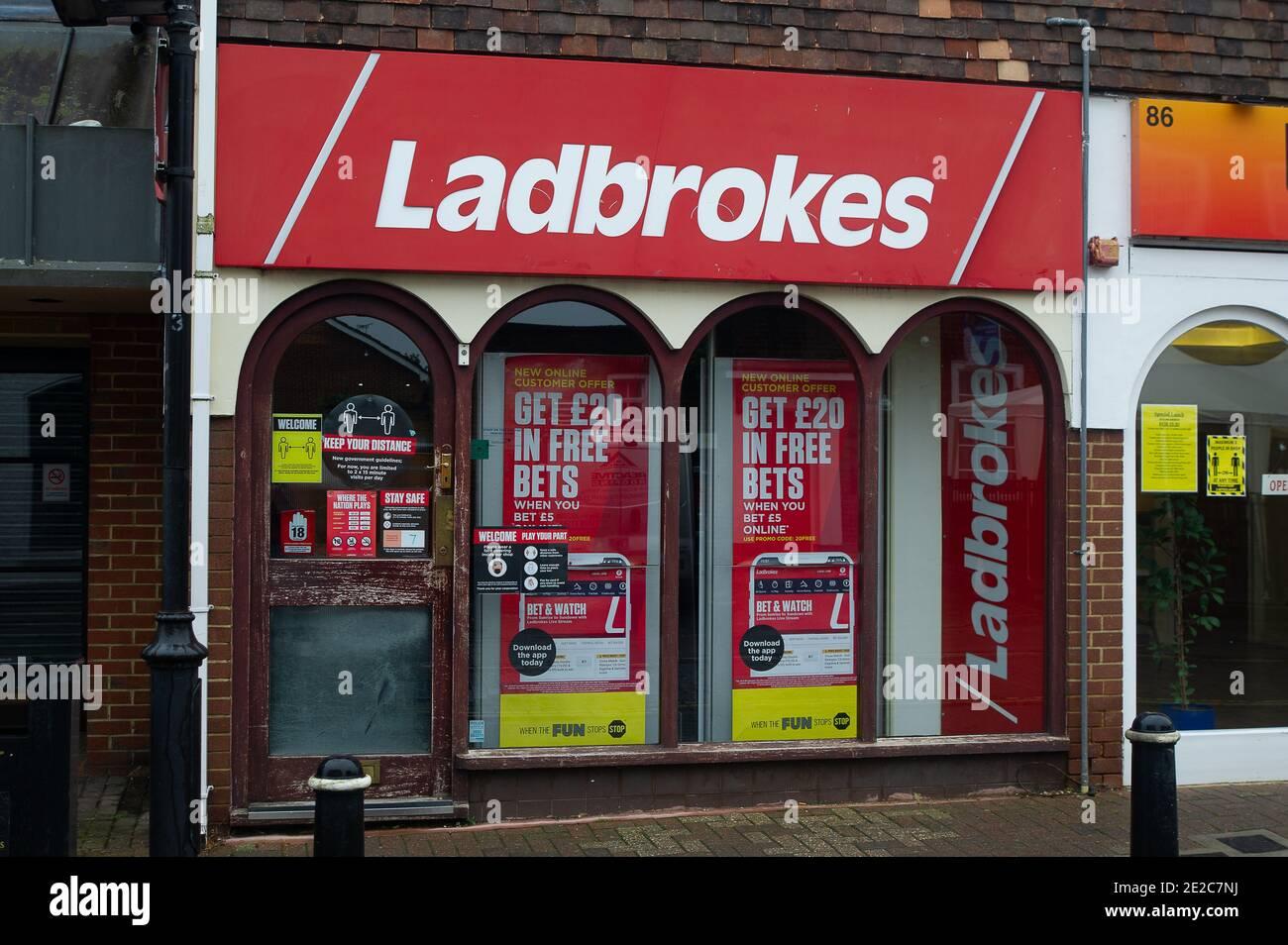betting shops legalised uk national lottery