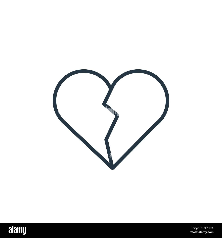 Outline heart emoji black 🥰 ❣