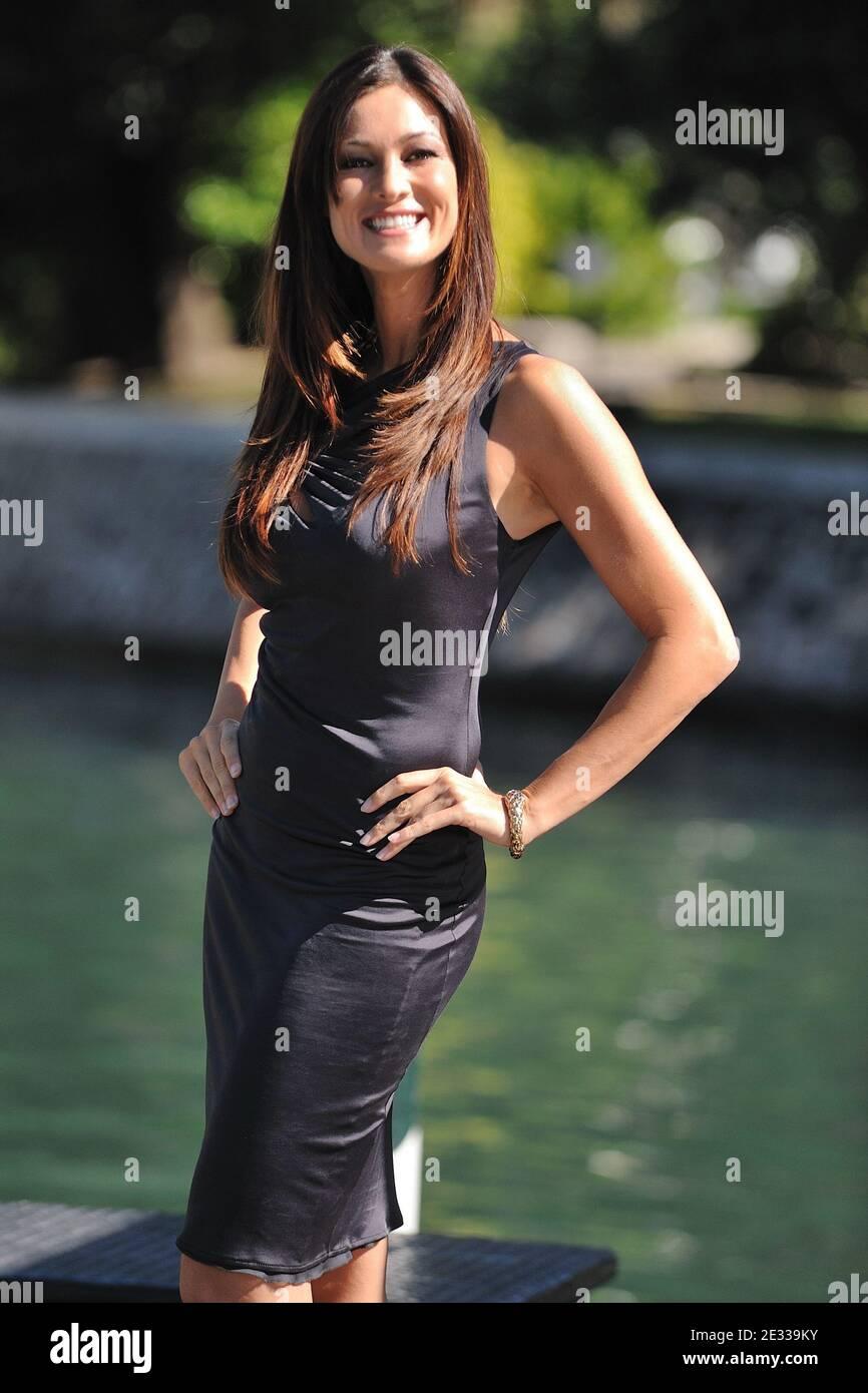 Manuela arcuri dance group in lingerie Manuela Arcuri High Resolution Stock Photography And Images Alamy