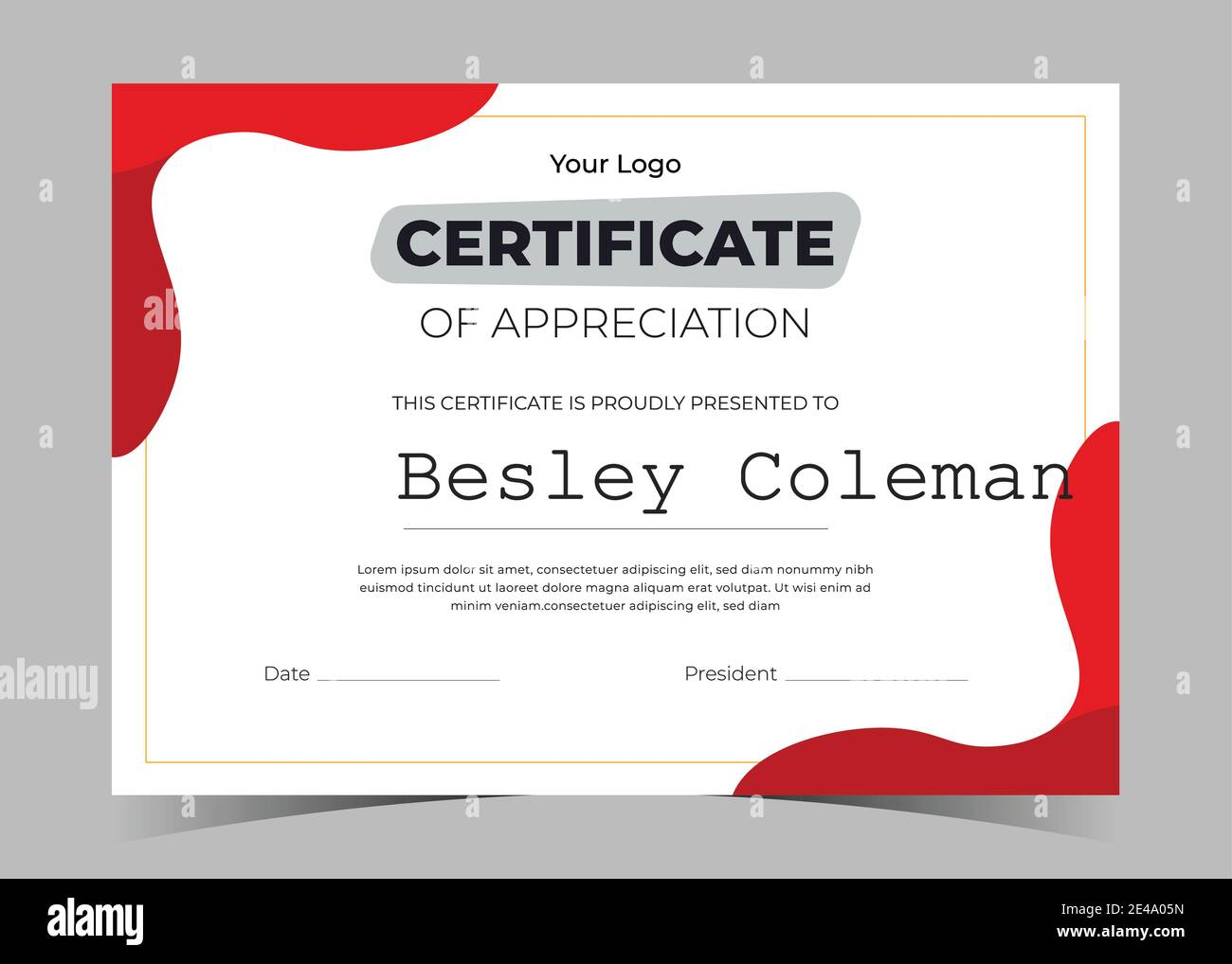 award certificate template. diploma certificate template Regarding Professional Award Certificate Template