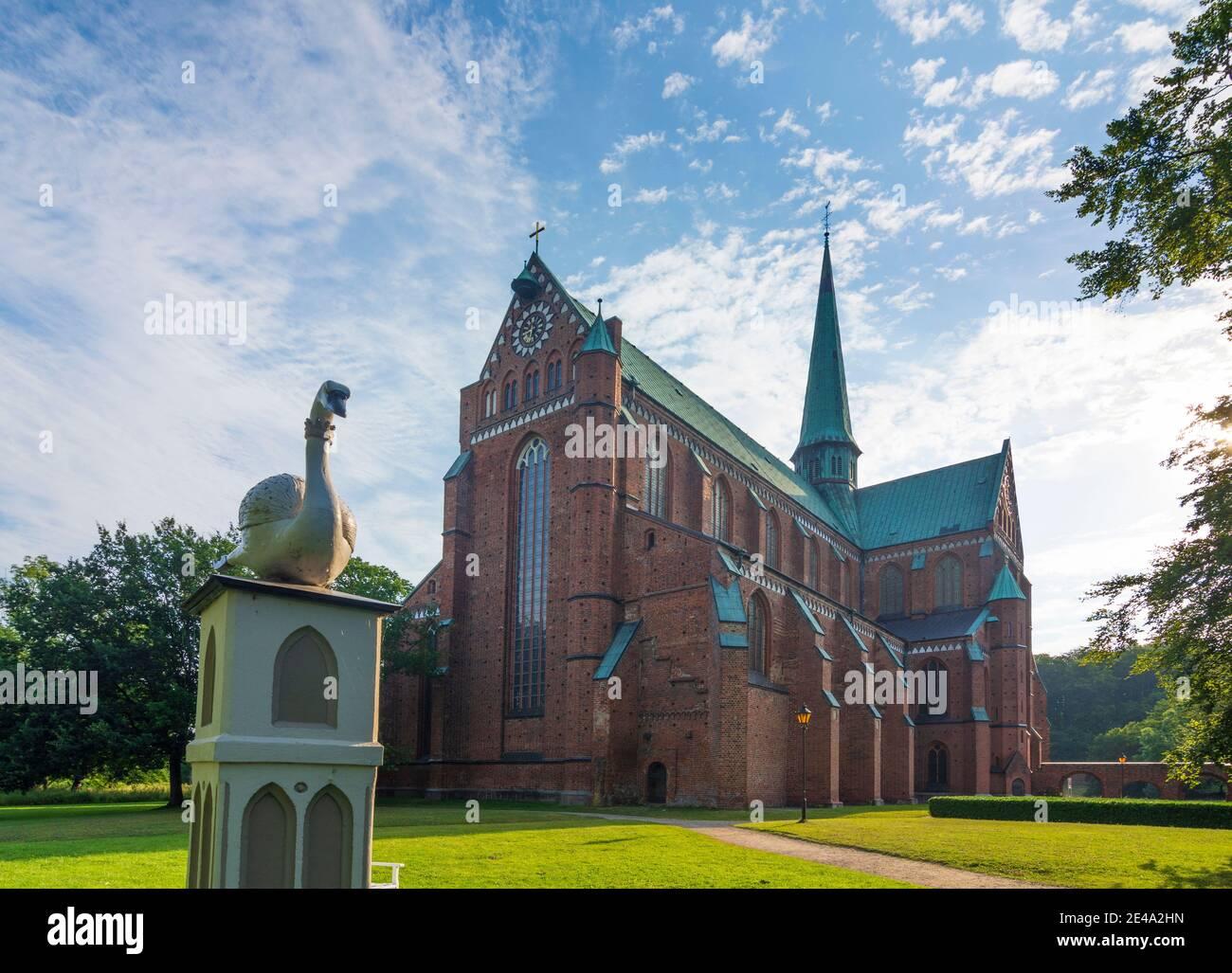 Bad Doberan, Doberan Abbey, church, Ostsee (Baltic Sea), Mecklenburg-Vorpommern / Mecklenburg-Western Pomerania, Germany Stock Photo