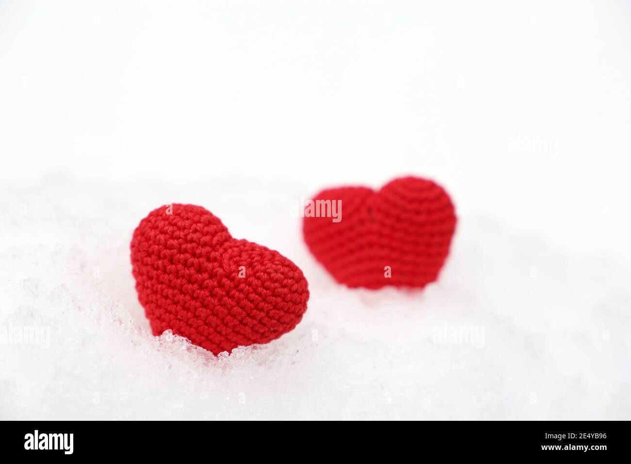 Page 2 Snow Hearts High Resolution Stock Photography And Images Alamy