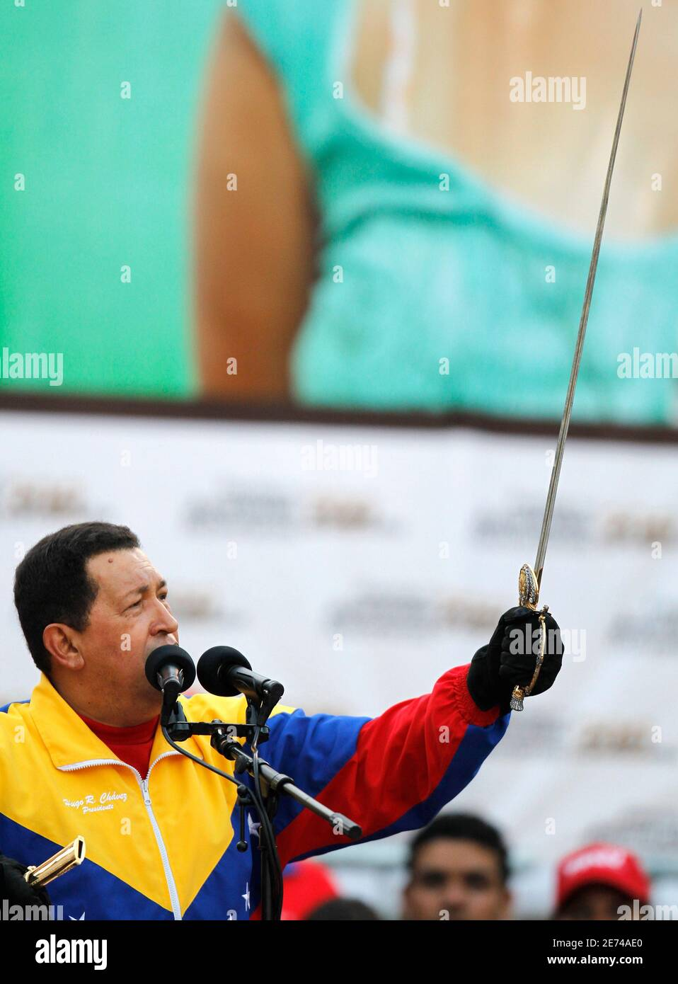 The Sword Of Simon Bolivar High Resolution Stock Photography And Images Alamy