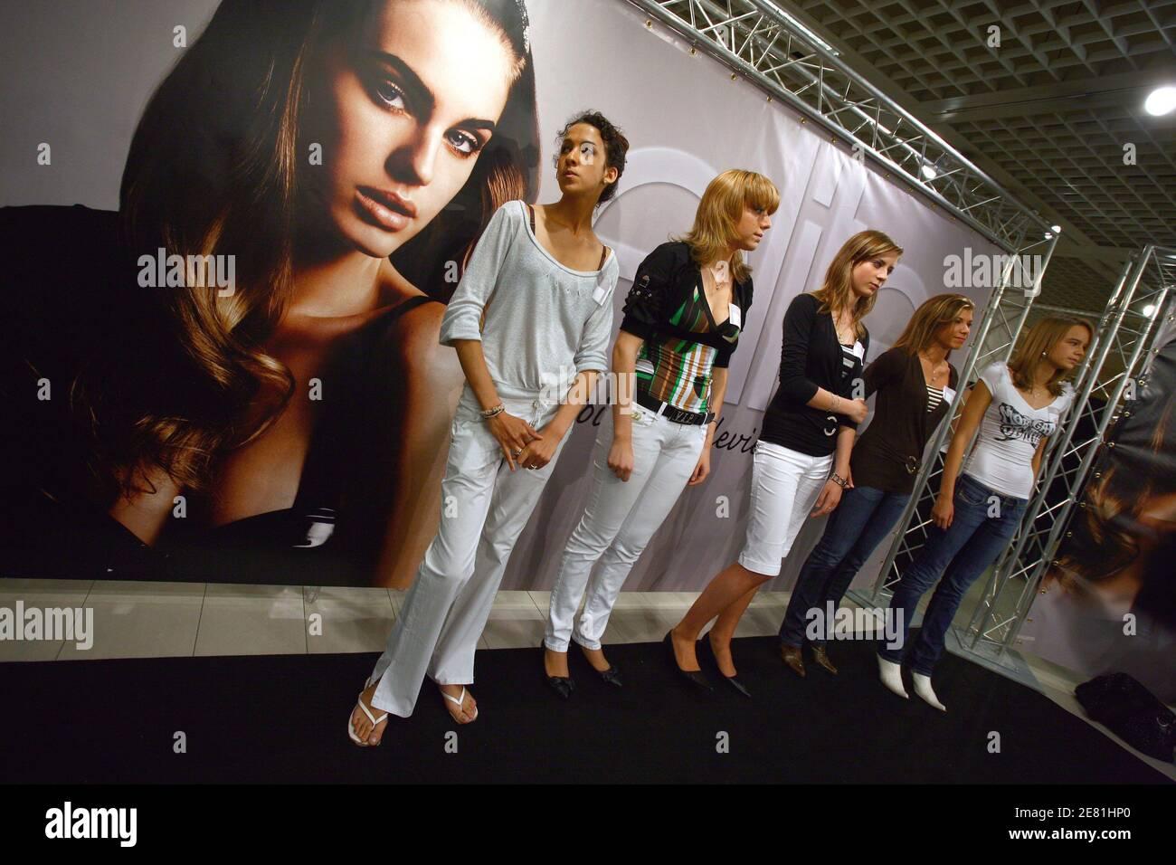 Модельное агентство elite москва работа в калуге свежие вакансии для девушек без опыта