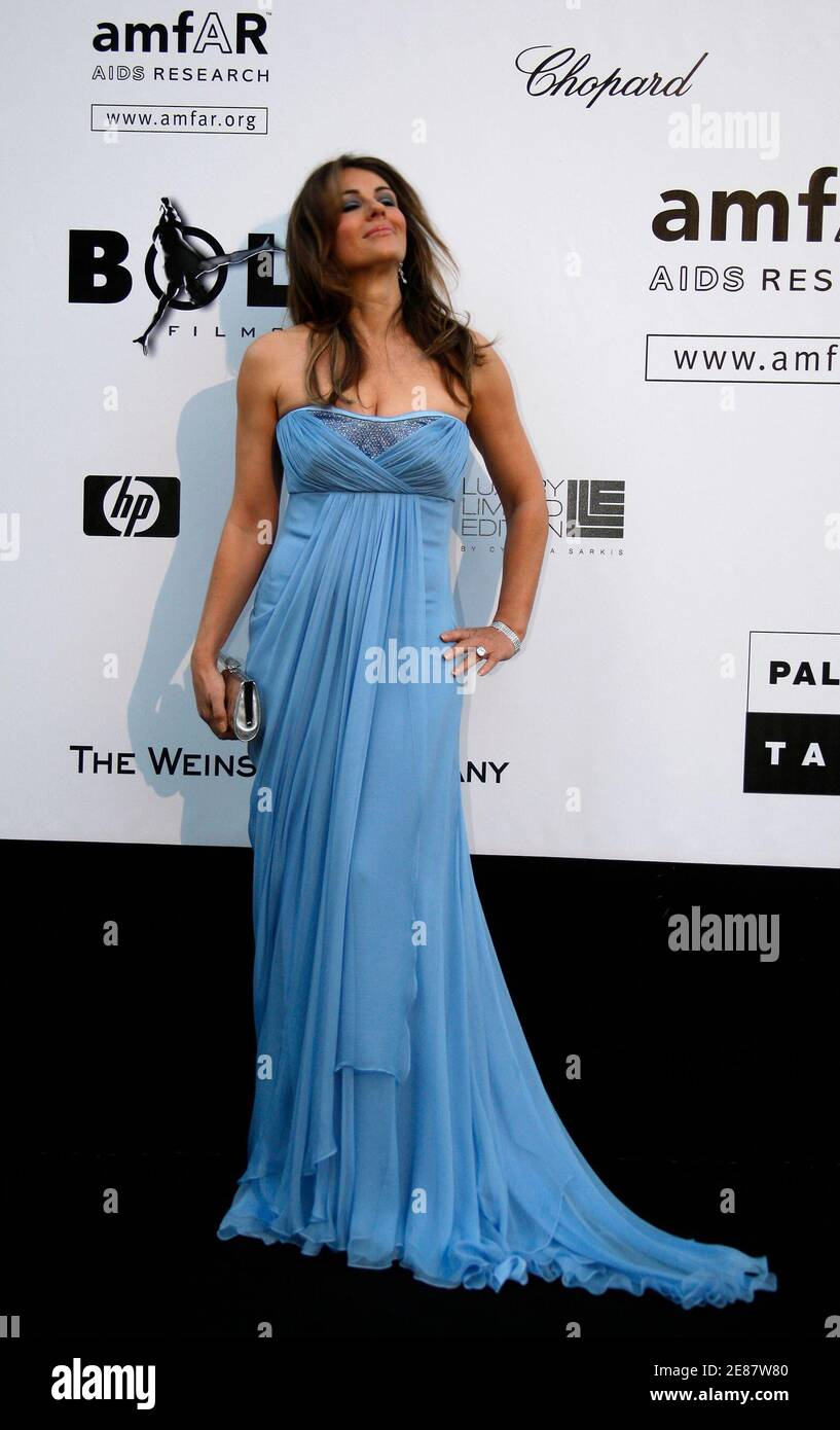 Elisabeth Hurley High Resolution Stock Photography And Images Alamy