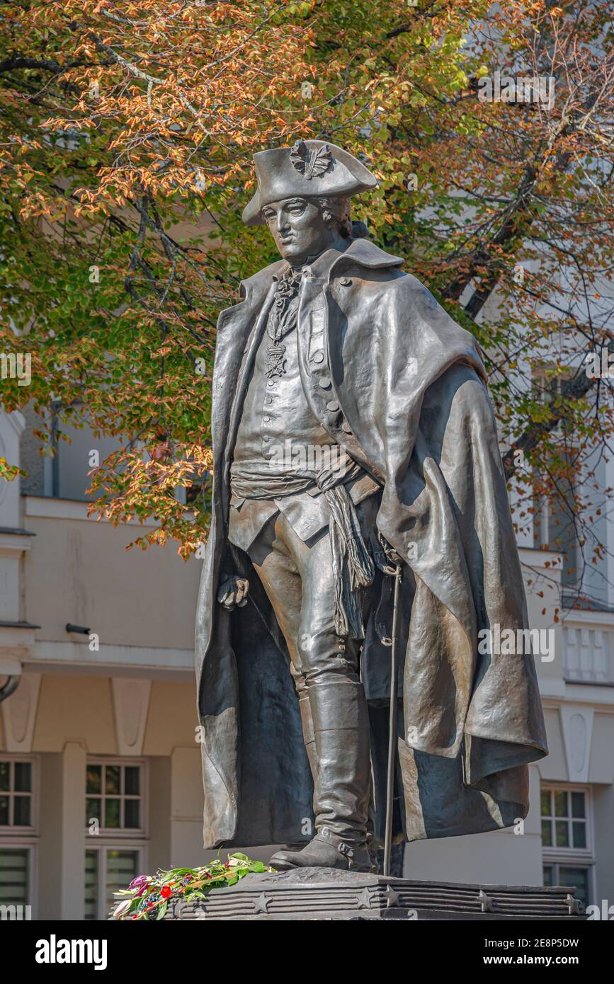 Baron Von Steuben High Resolution Stock Photography And Images Alamy