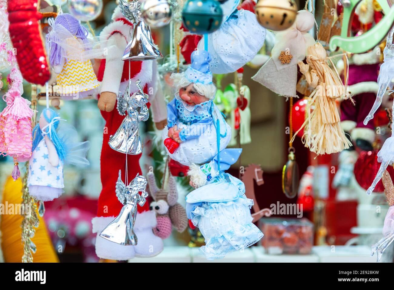 Lviv Christmas Market 2021 Food Market Lviv Ukraine High Resolution Stock Photography And Images Alamy