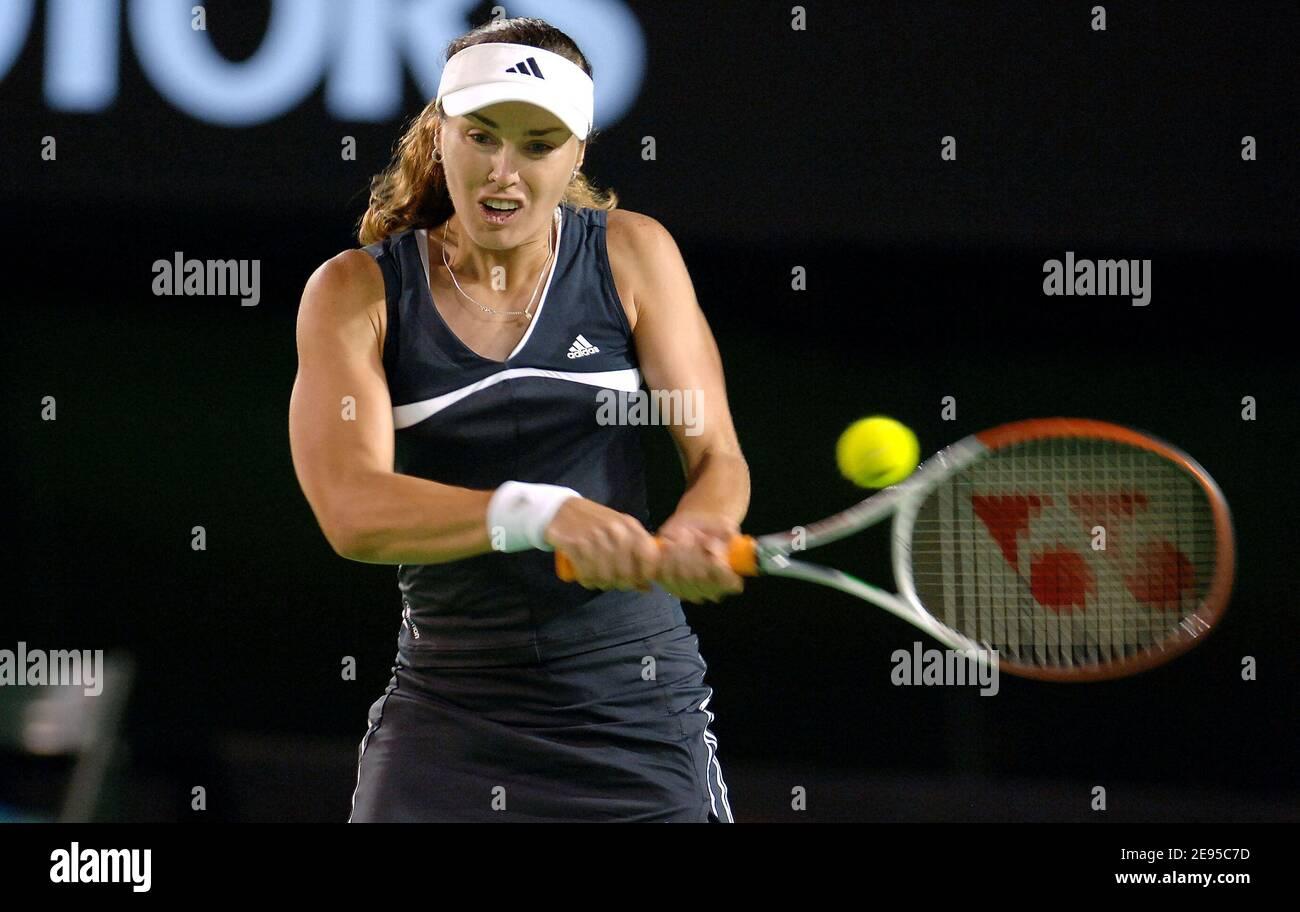 Date modella tennis c Iman (model)