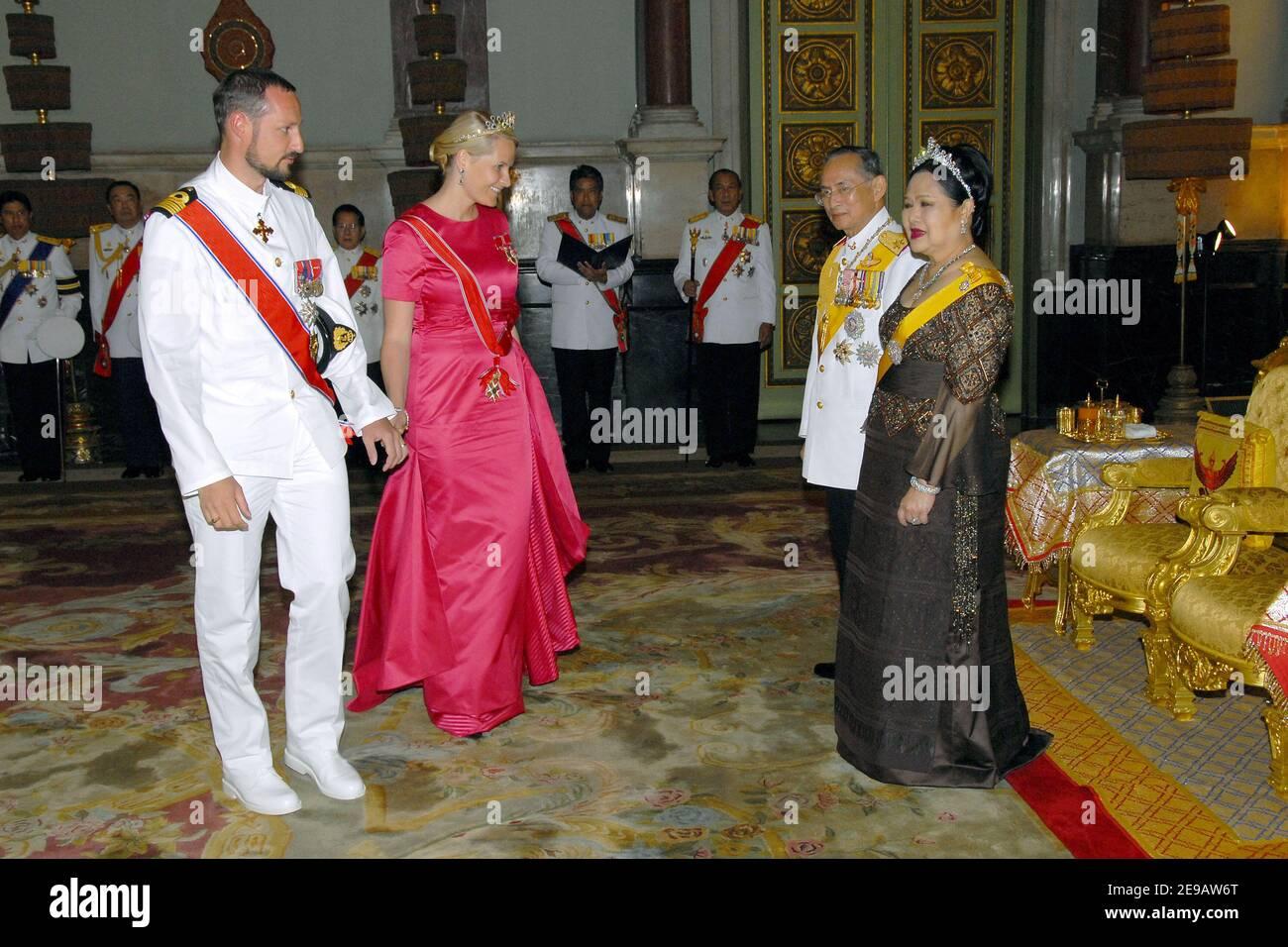 Sirikit tot königin Muttertag in