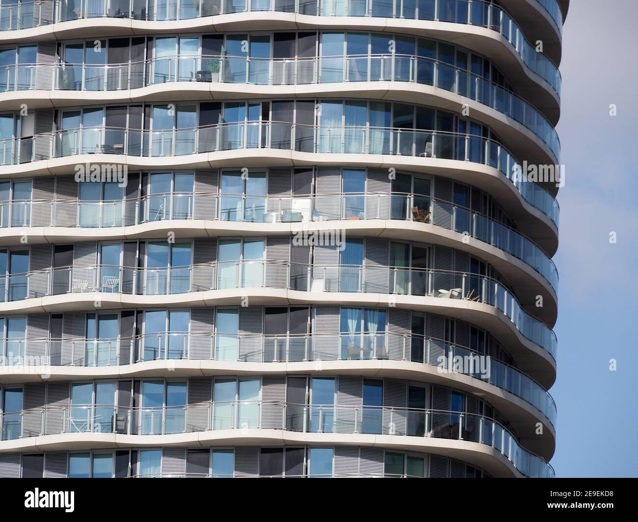 Wavy Glass High Resolution Stock Photography And Images Alamy