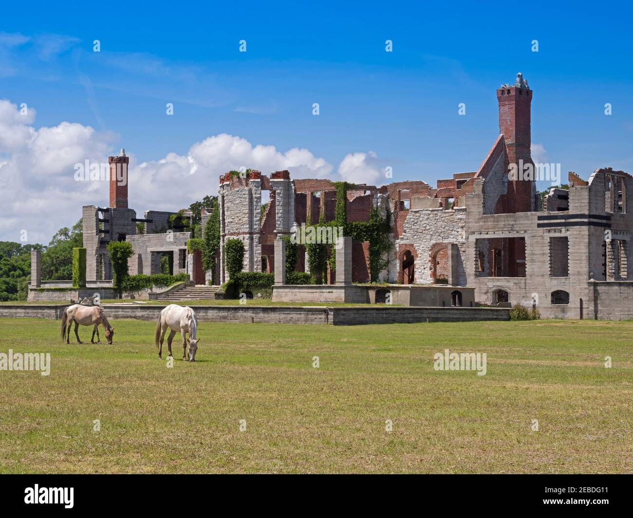 Dungeness Mansion High Resolution Stock Photography And Images Alamy