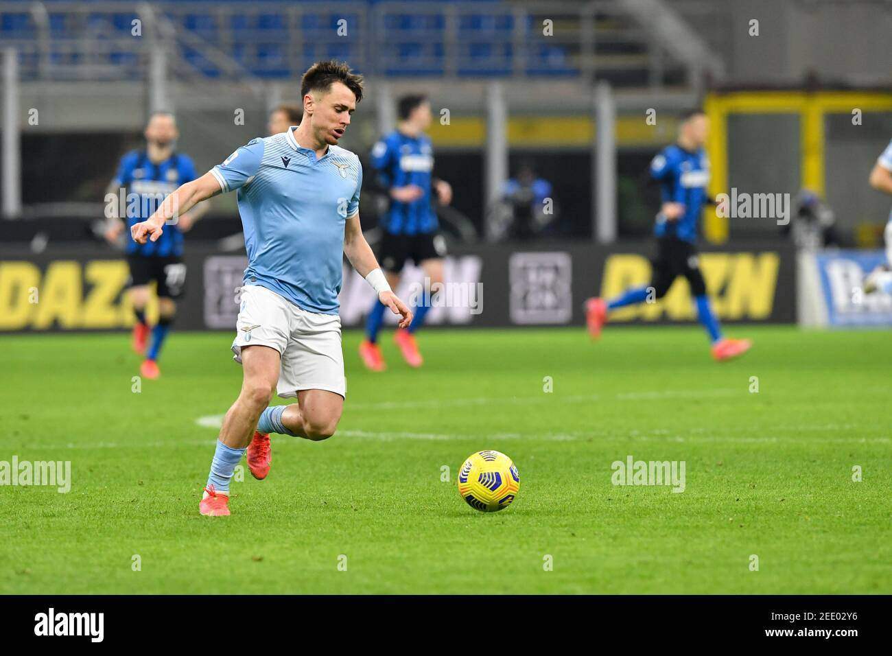 Gabarron Gil Patric Ss Lazio High Resolution Stock Photography and ...