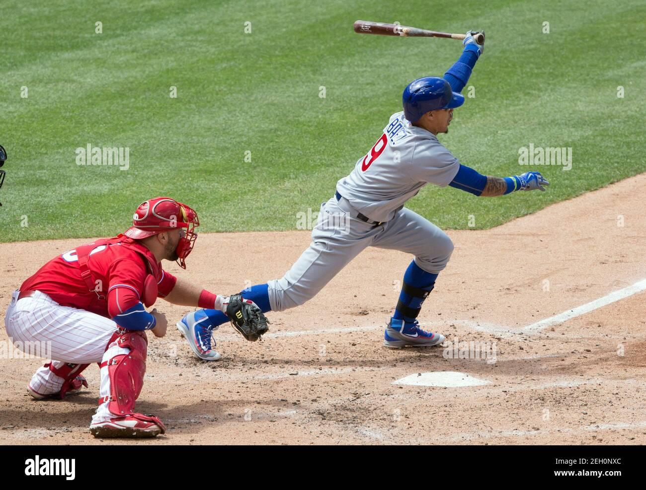 Willson Contreras Chicago Cubs Home Run Game 6 NLCS Action Photo Size: 8 x 10