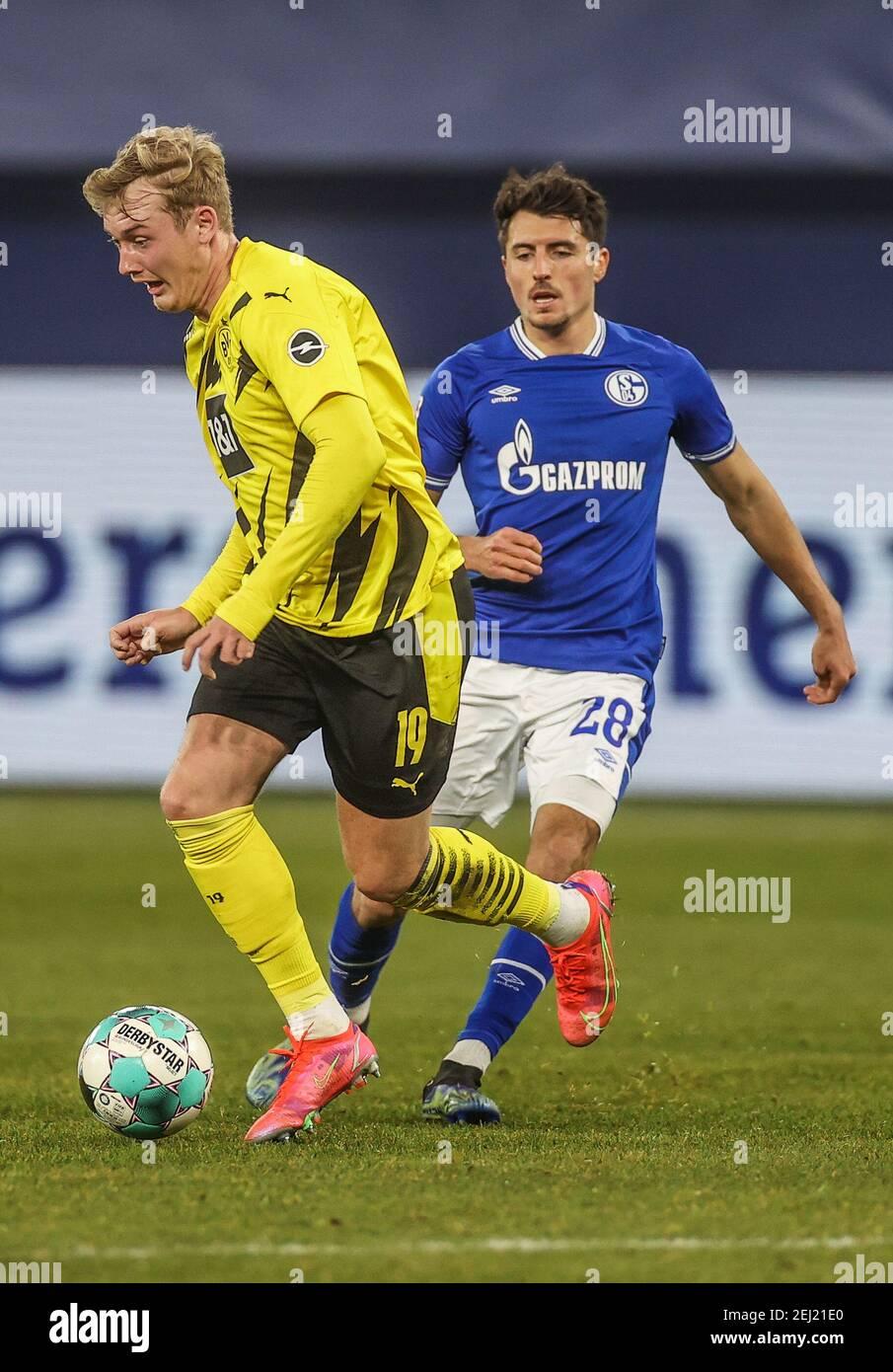 Alessandro Schoepf Fc Schalke 04 High Resolution Stock Photography ...