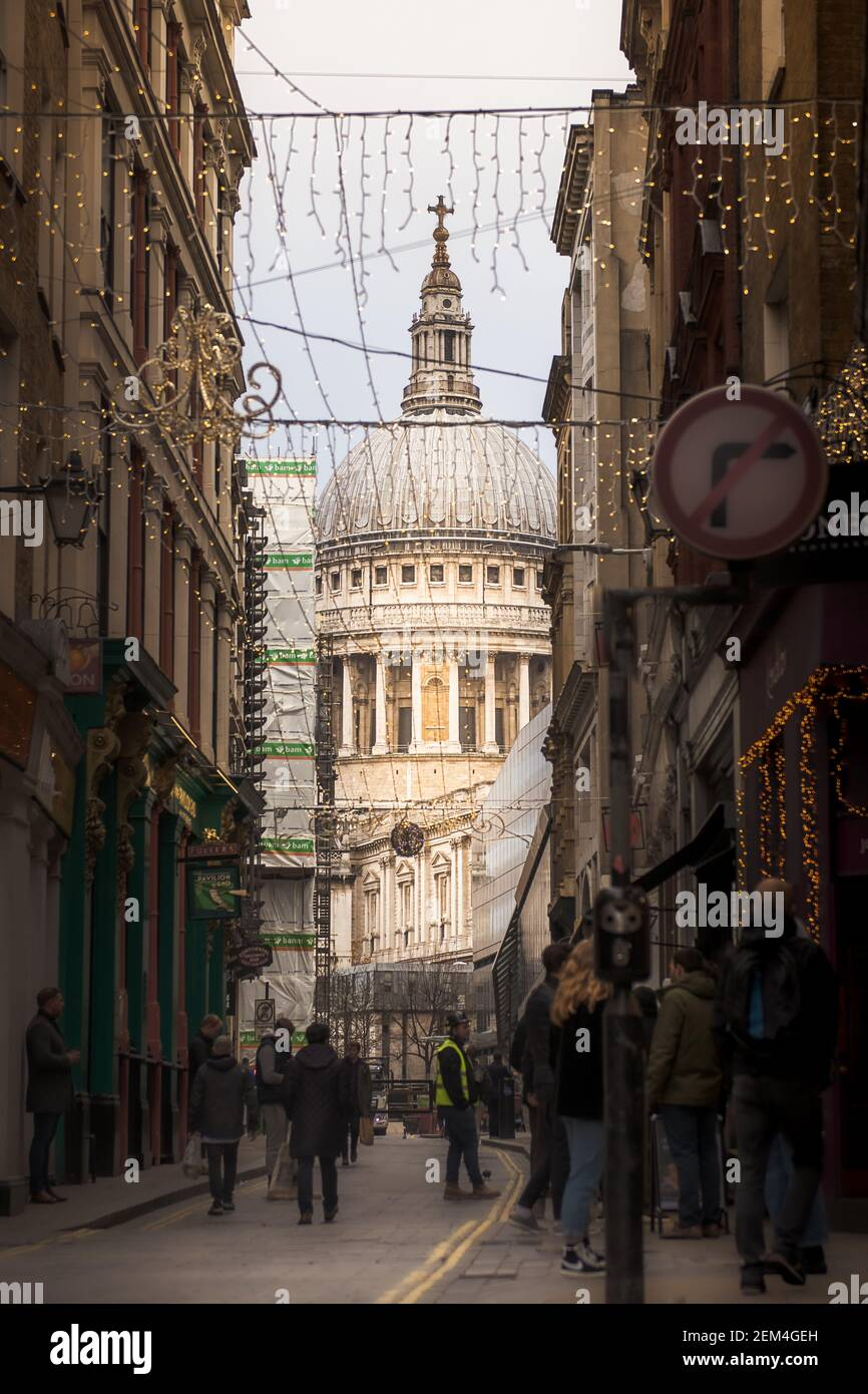St Pauls From Watling Street High Resolution Stock Photography and Images -  AlamyAlamy