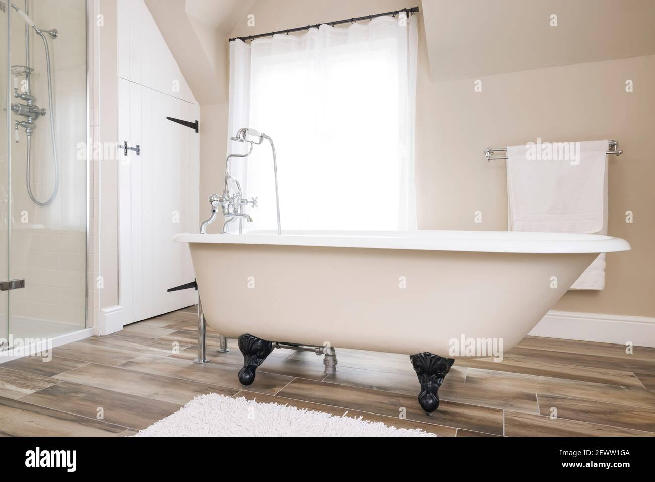 Cast Iron Bath High Resolution Stock Photography and Images - Alamy