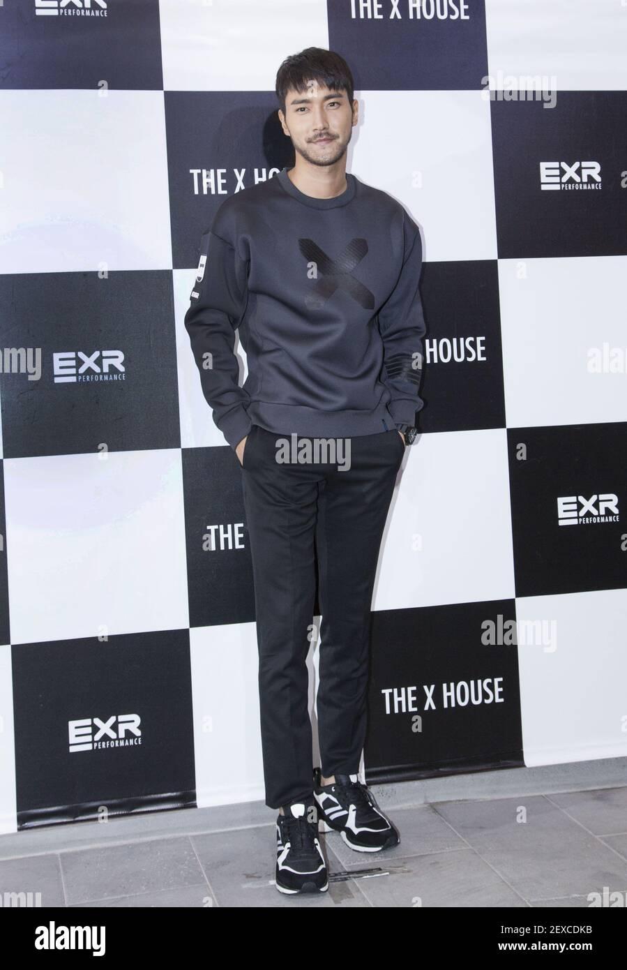 Siwon house choi Choi Siwon