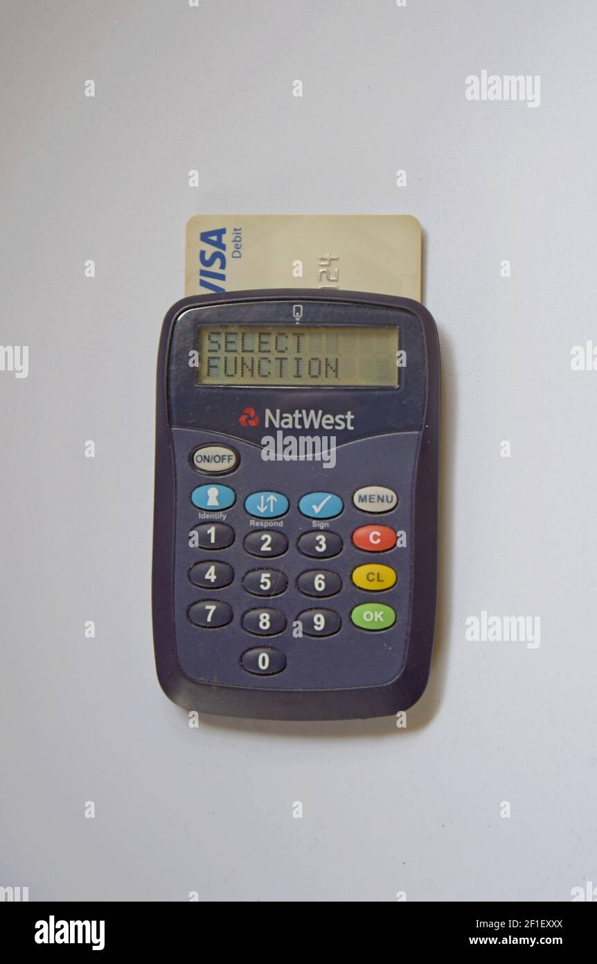 Natwest Card High Resolution Stock Photography And Images Alamy