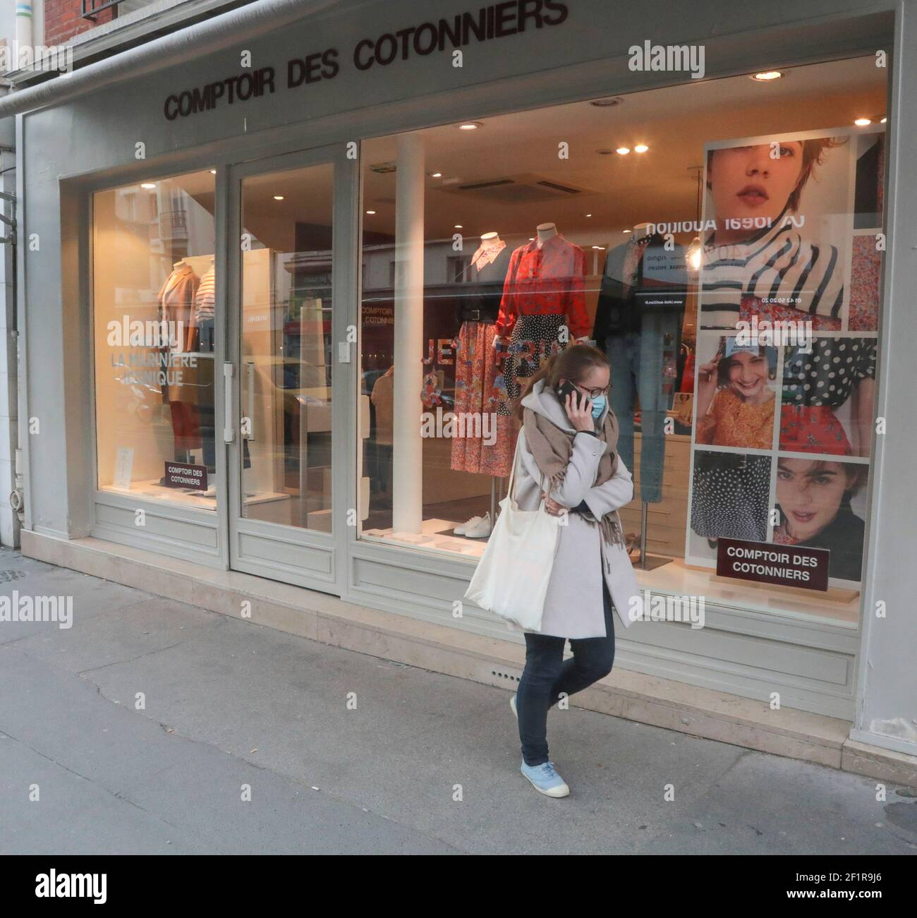 Comptoir Des Cotonniers High Resolution Stock Photography And Images Alamy