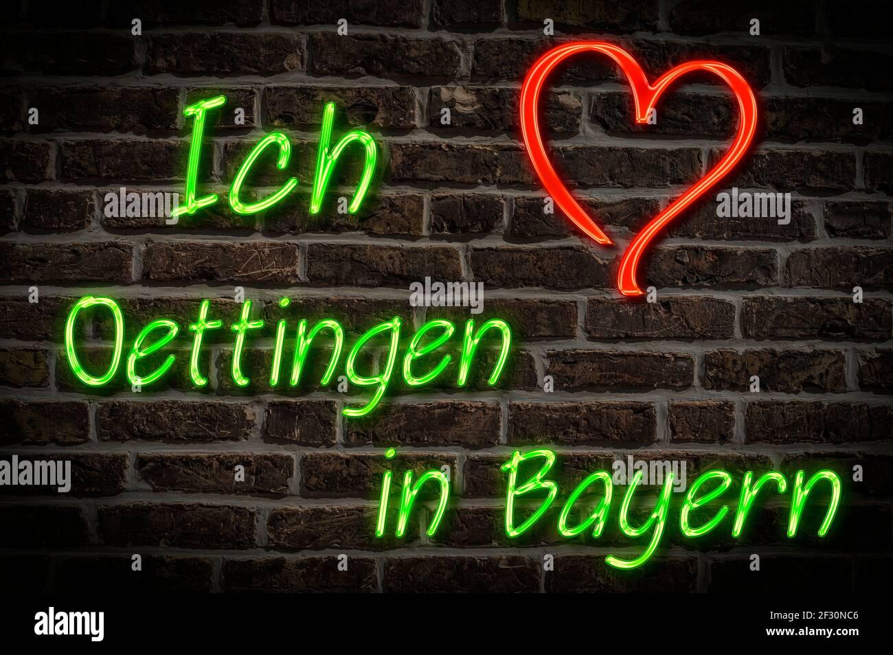 Schlampe Oettingen in Bayern