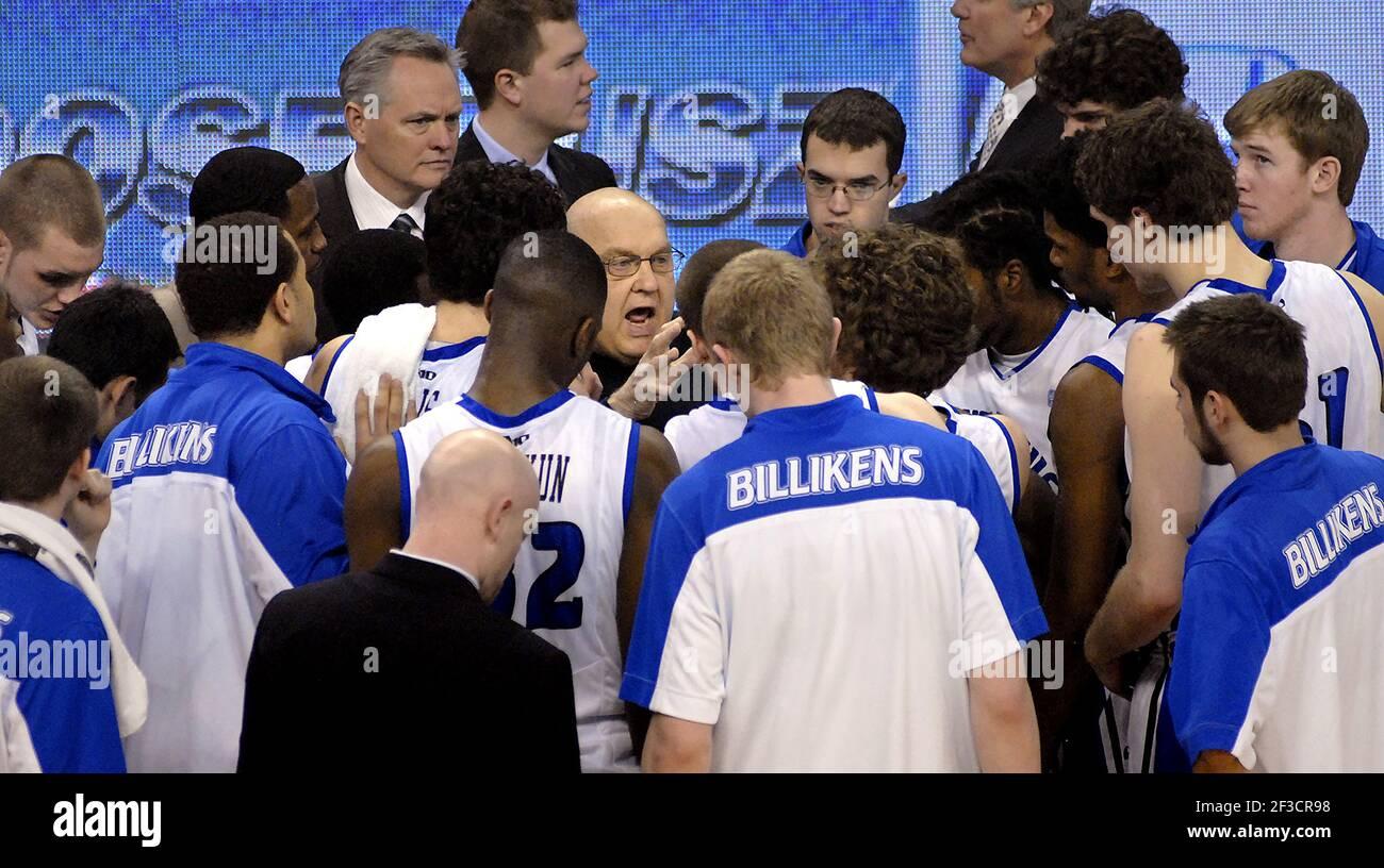 Rick Majerus, American basketball coach Stock Photo