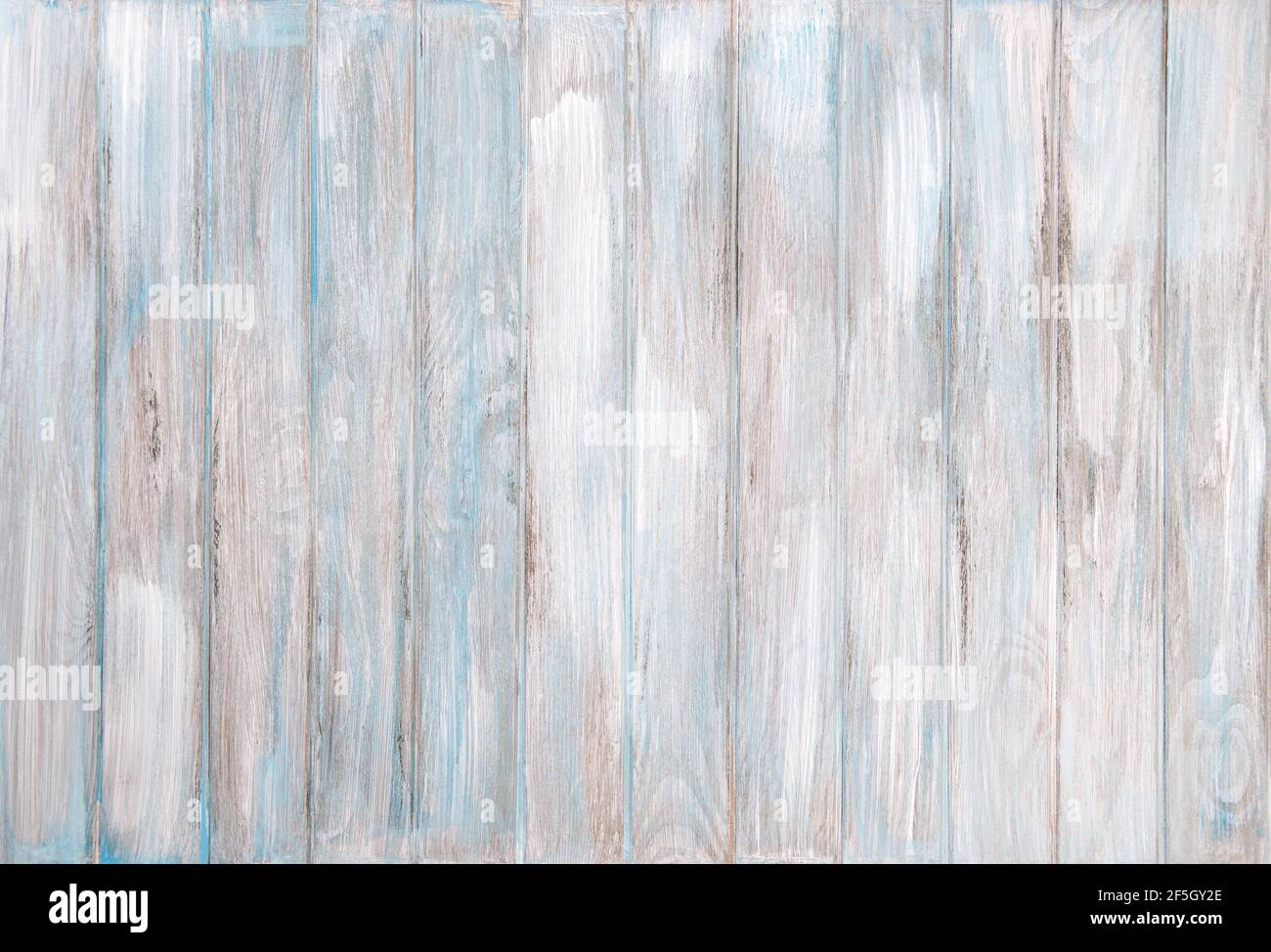Blue colored wooden background. Natural rustic wood texture Stock Photo