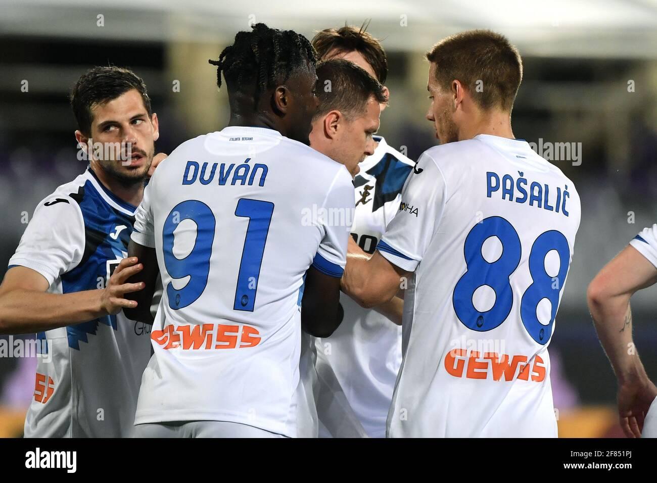 Josip Ilicic Atalanta Bergamasca Calcio High Resolution Stock ...