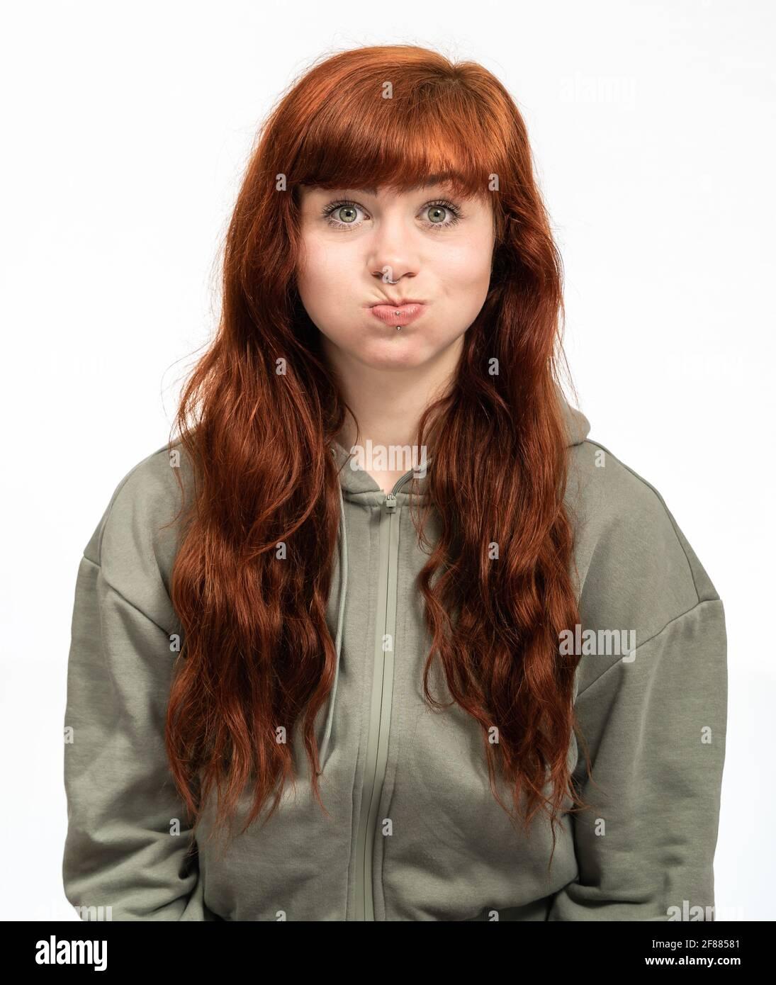 Chubby Redhead Pics