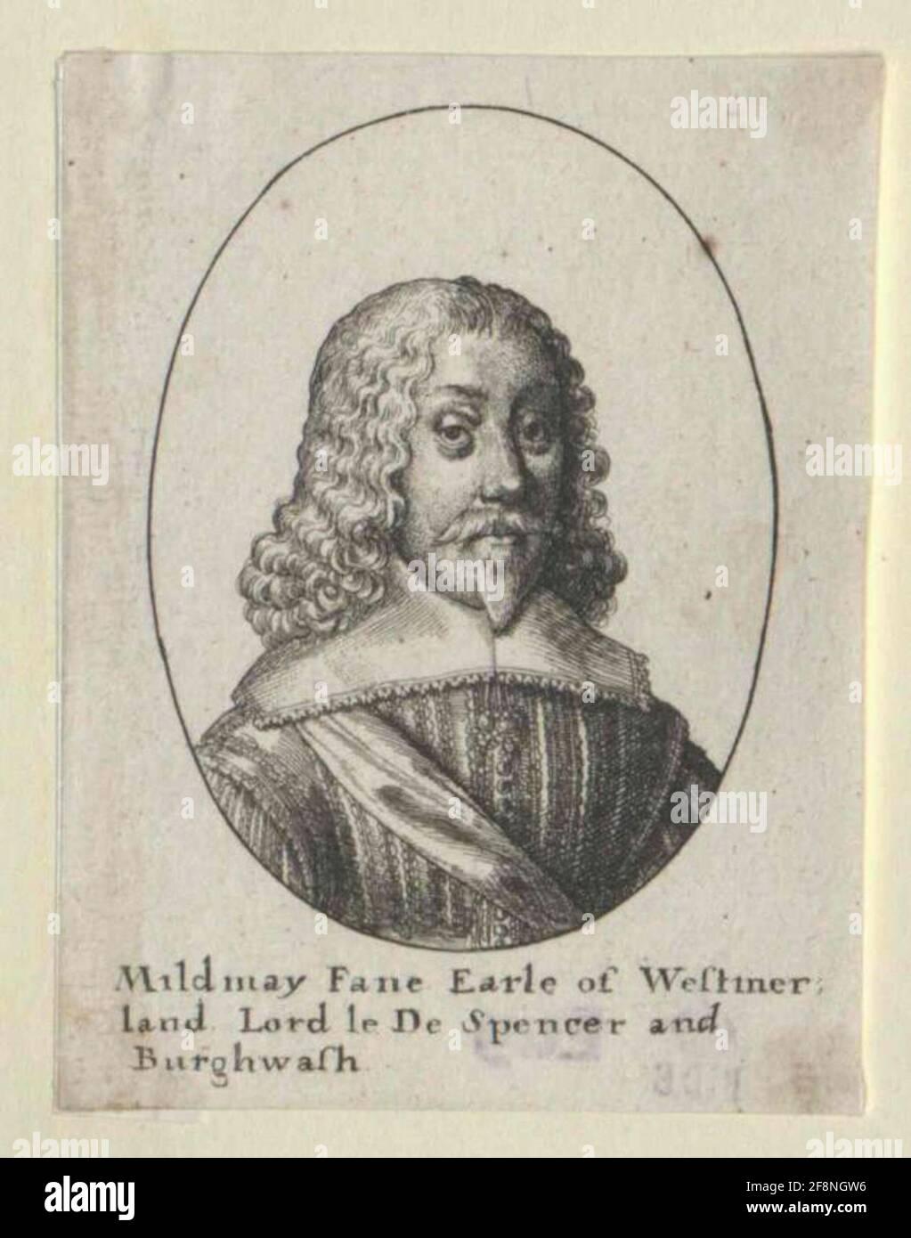 Fane, 2. Earl of Westmorland, Mildmay . Stock Photo