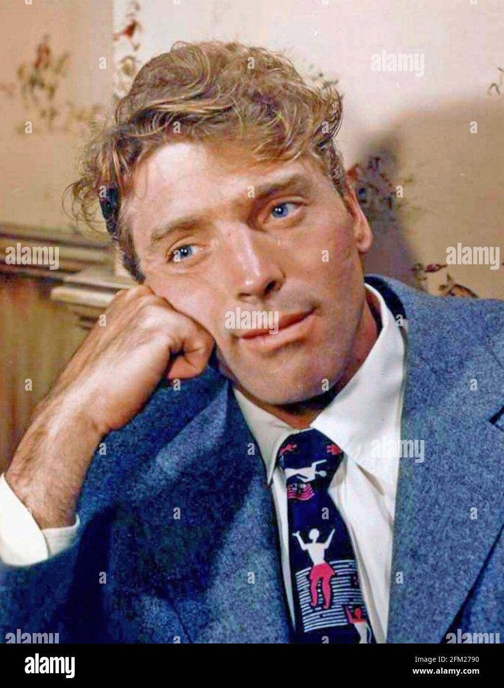BURT LANCASTER (1§913-1994) American film actor and producer about 1947 Stock Photo