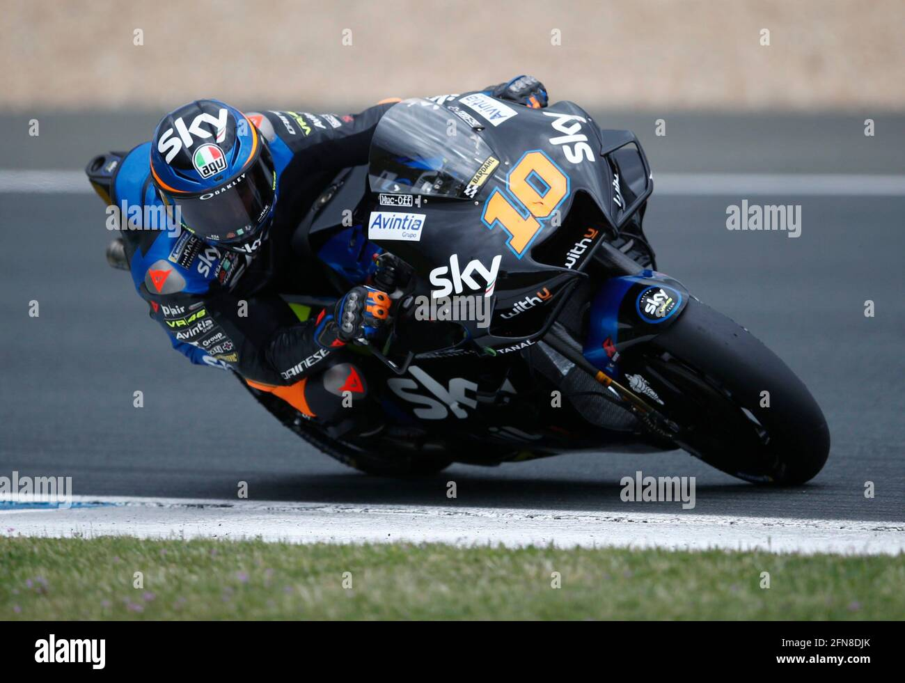 Sky Vr46 High Resolution Stock Photography And Images Alamy