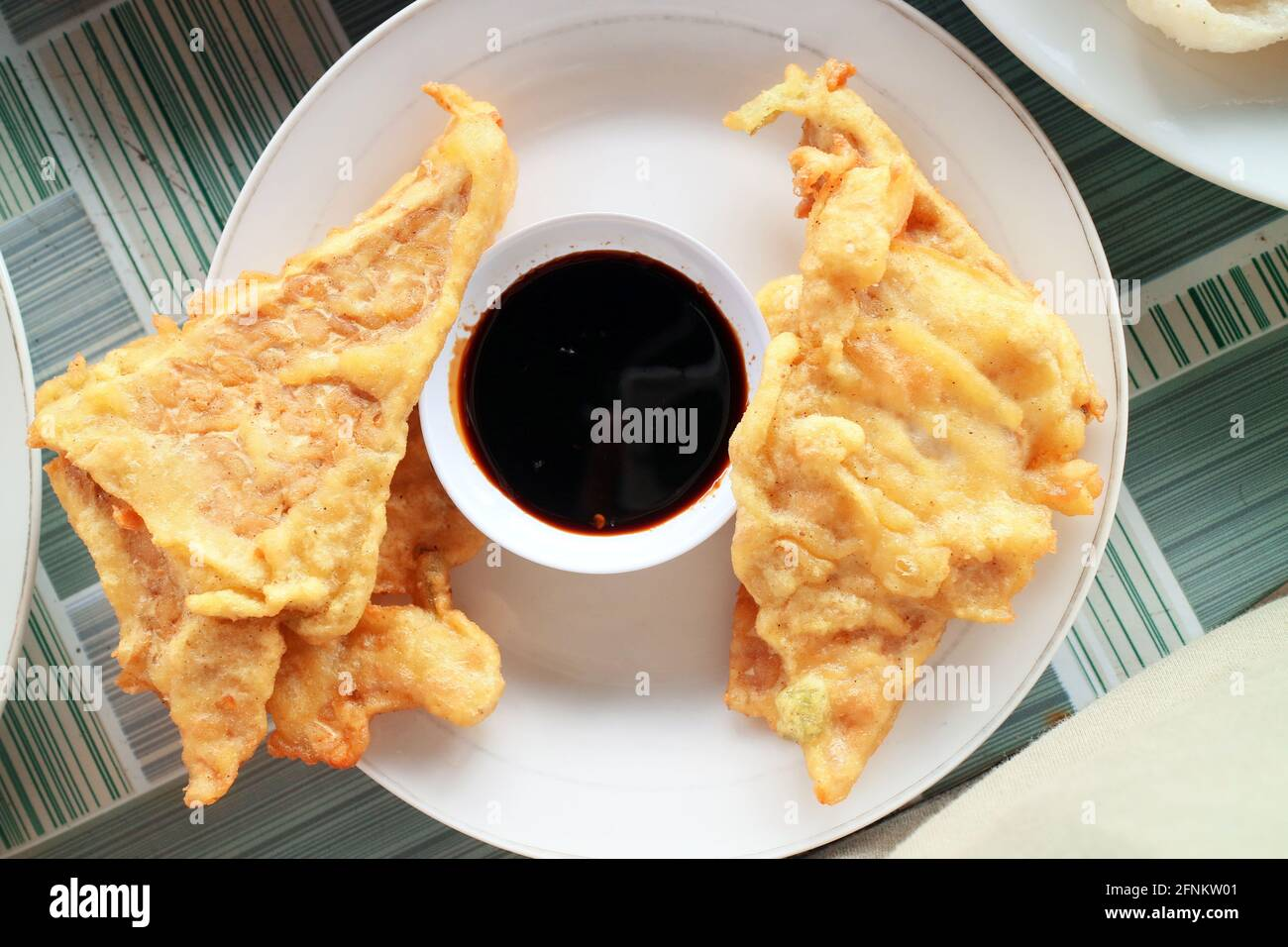 Slice Of Tempeh High Resolution Stock Photography And Images Alamy