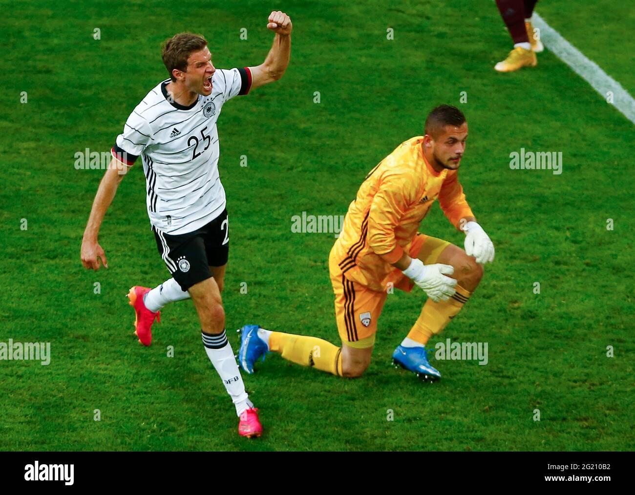 Duesseldorf, Germany. 20th June, 20. Football European ...