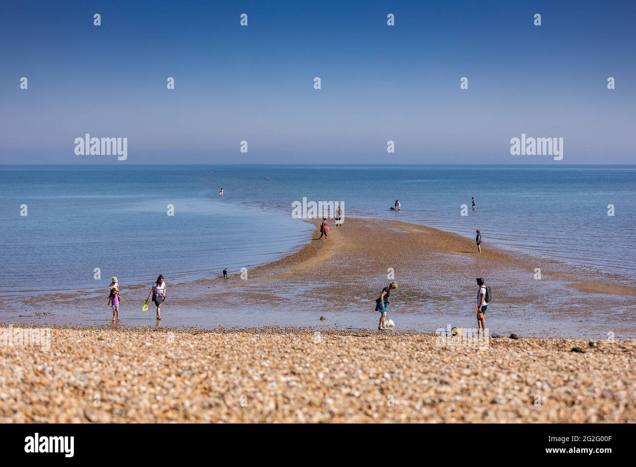 Whitstable - Kent - local area photography Stock Photo