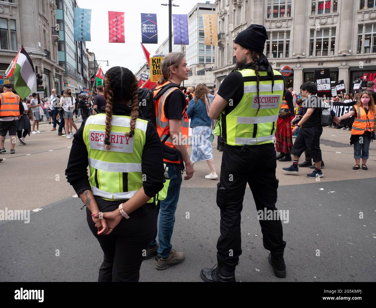 Private Security Company London High Resolution Stock Photography and  Images - Alamy