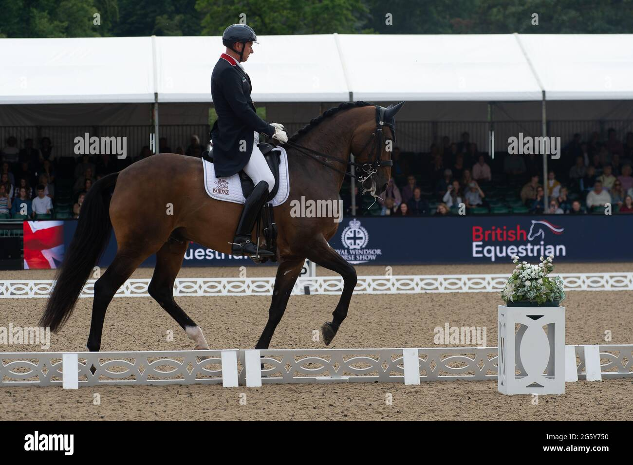 Olympia Horse Show High Resolution Stock Photography And Images Alamy
