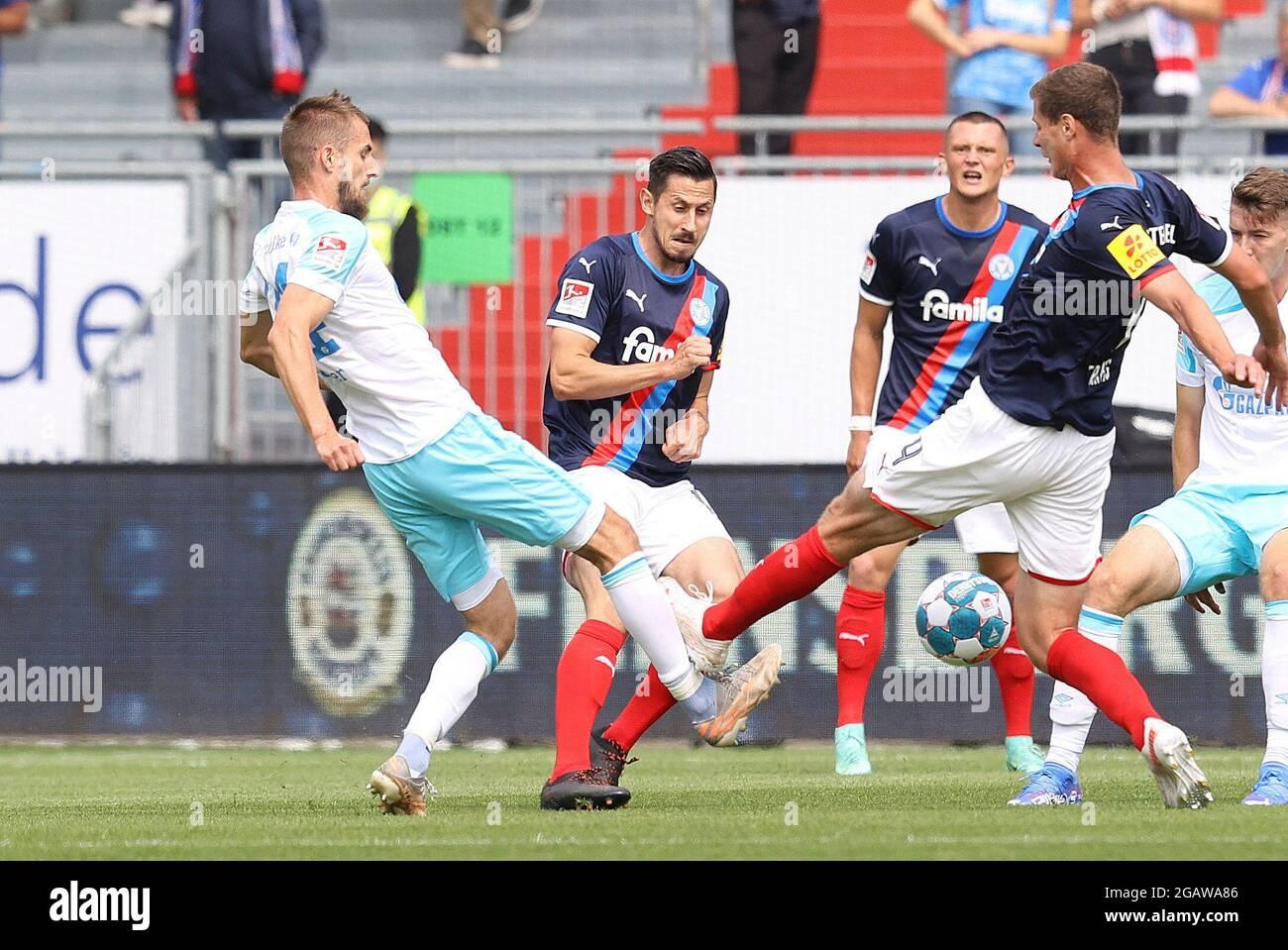 Holstein Kiel Fc Schalke 04 High Resolution Stock Photography and ...