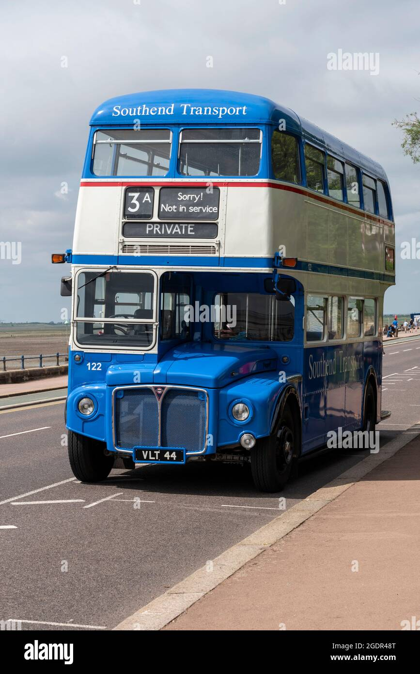 Restored Southend Transport AEC Routemaster bus Stock Photo - Alamy