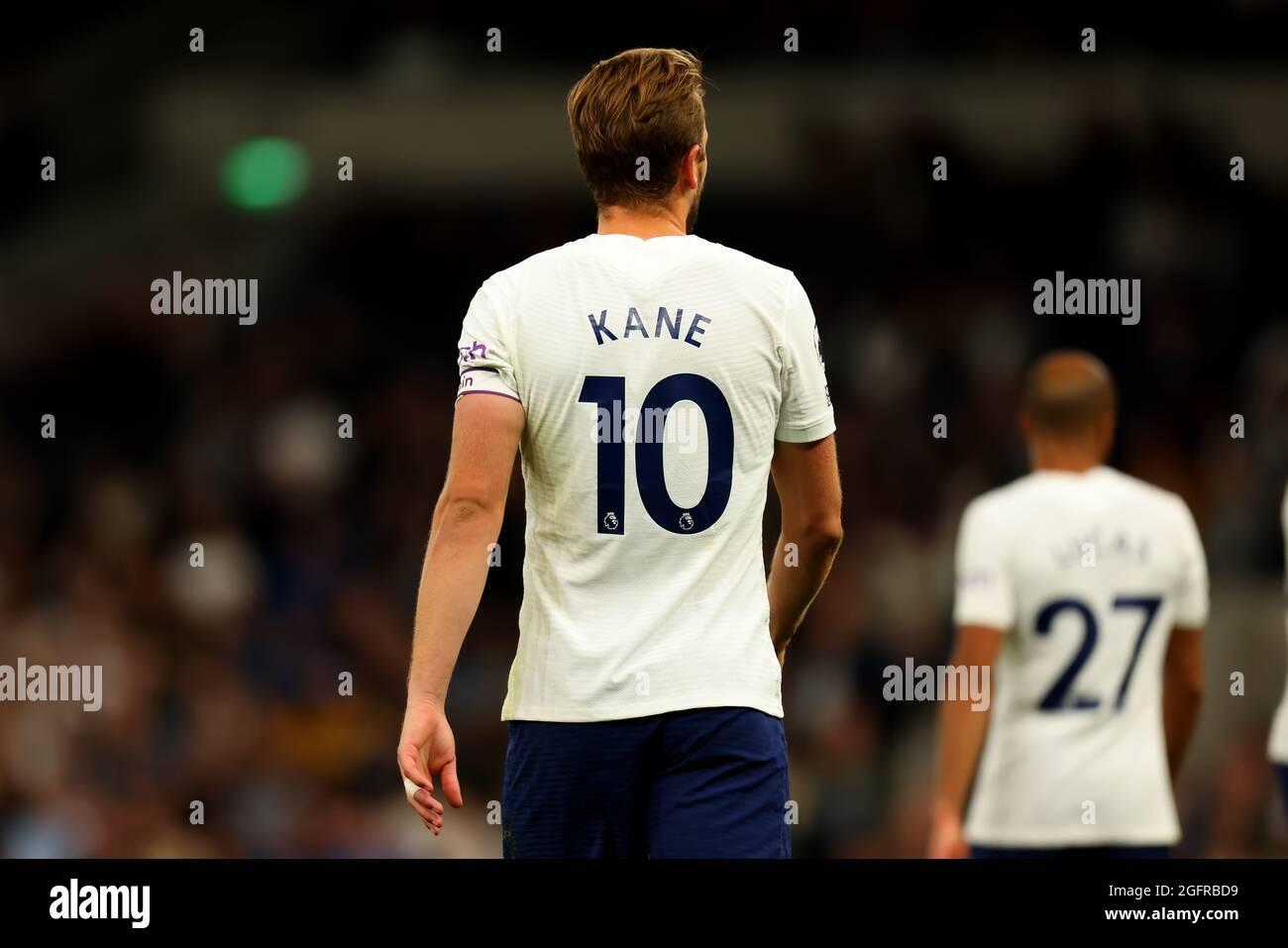 Tottenham Hotspur Stadium, London, UK. 26th Aug, 2021